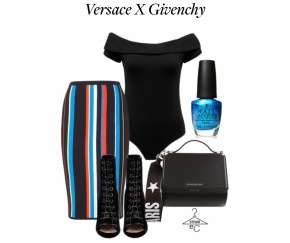 Versace X Givenchy